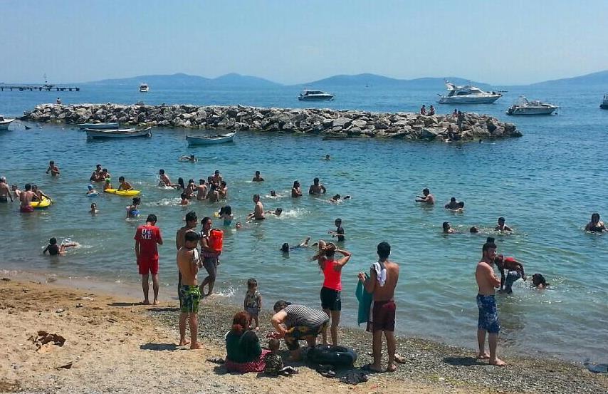Kadıköy Suadiye Plajı