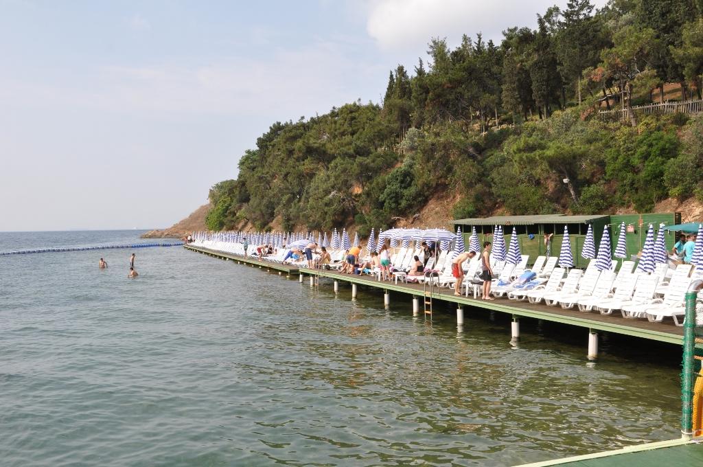 Kartal Belediyesi Büyükada Sosyal Tesisleri Plajı Giriş Ücretleri
