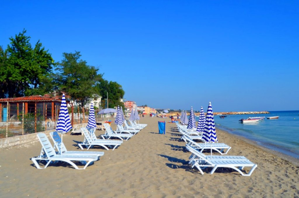 Sunrise Beach Kumburgaz