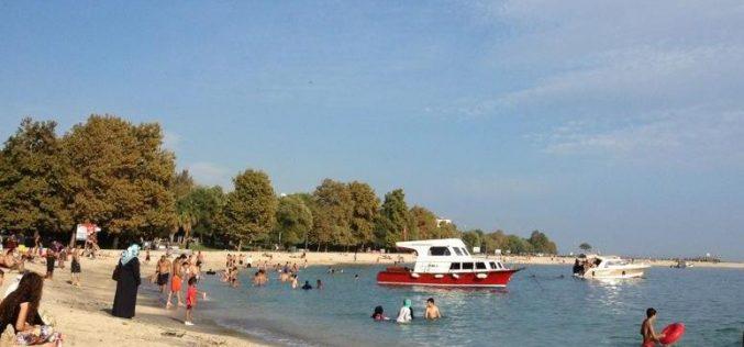 Yeşilköy Çiroz Plajı