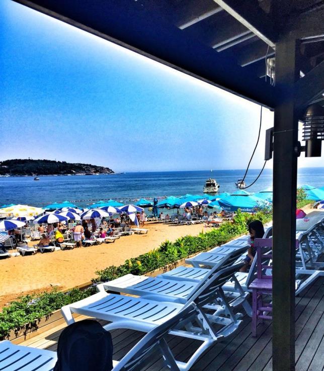 Aya Nikola Halk Plajı Giriş Ücreti