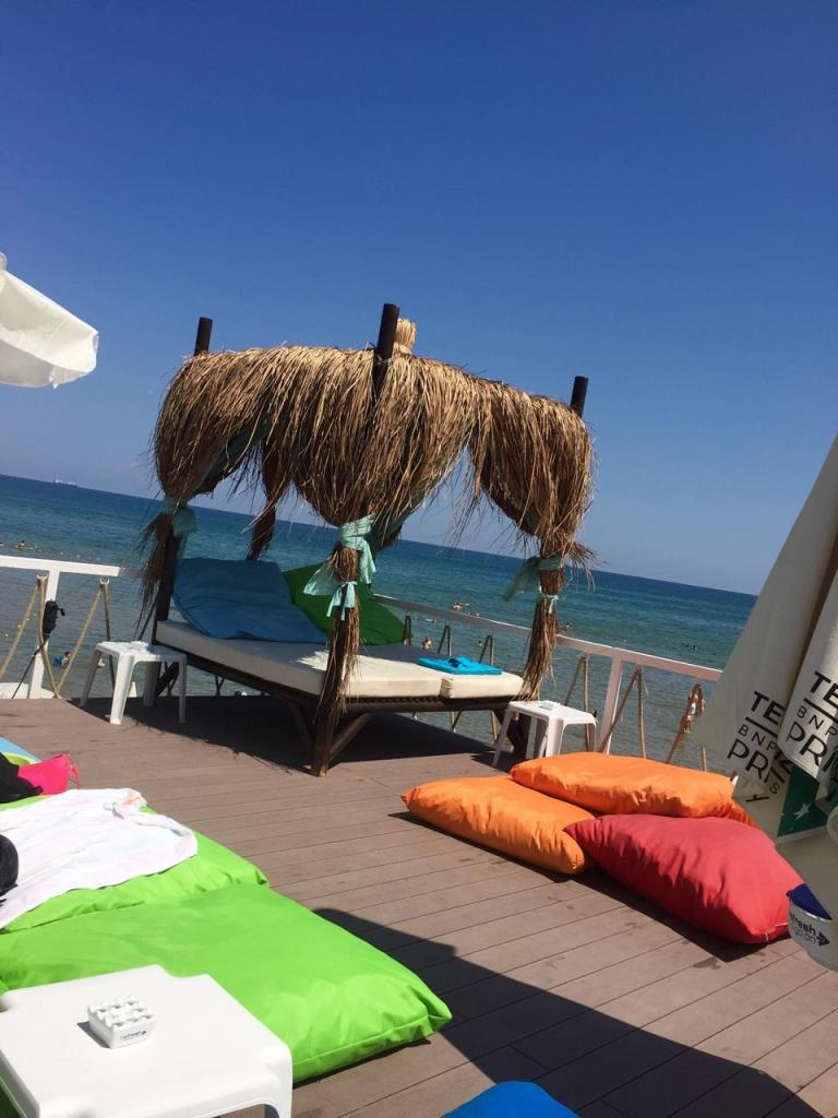 High Beach Club giriş ücreti