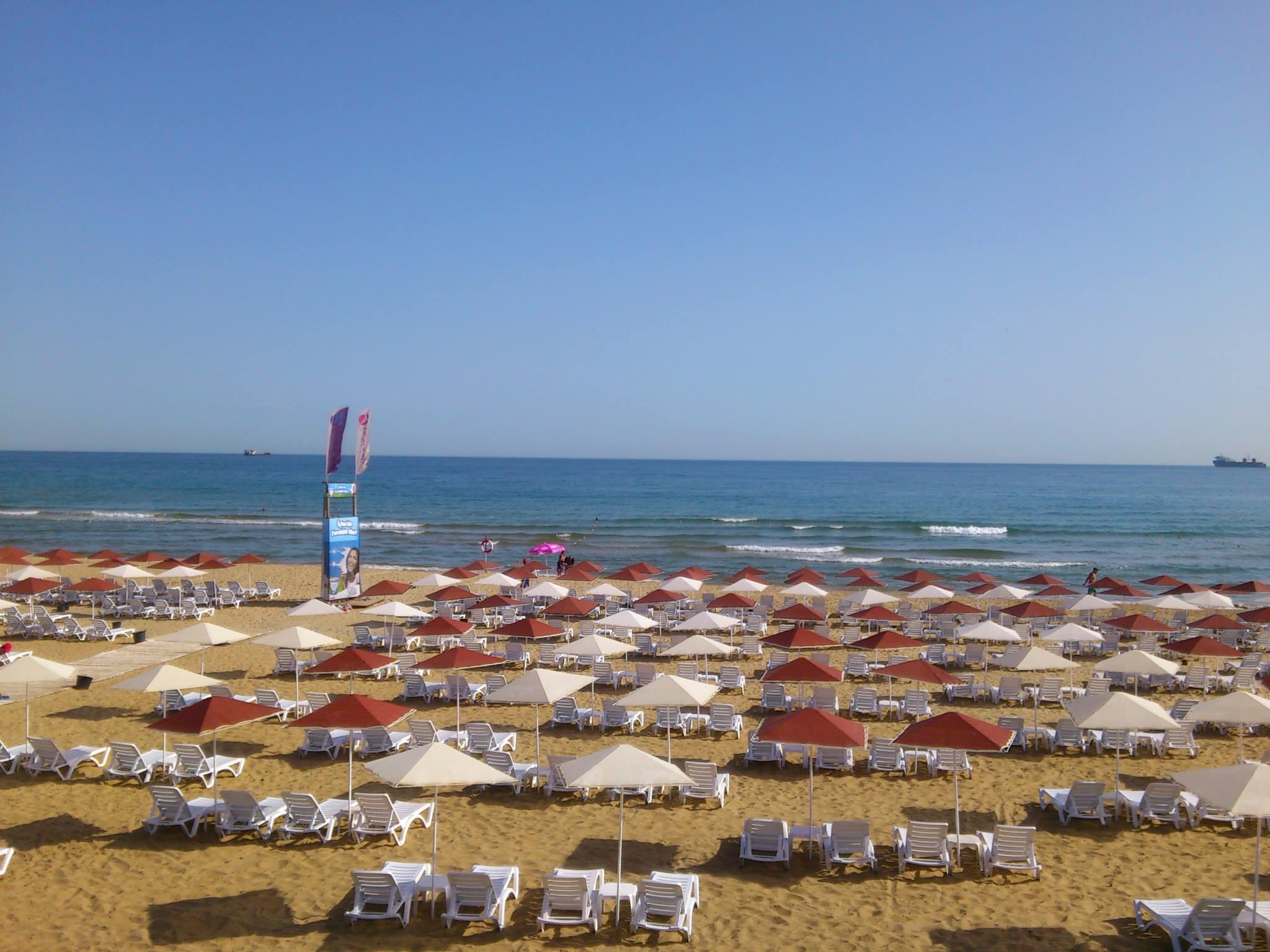 Tırmata Beach Giriş Ücretleri 2016