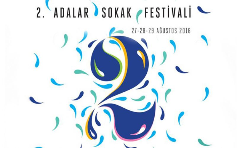 2. Adalar Sokak Festivali Başlıyor