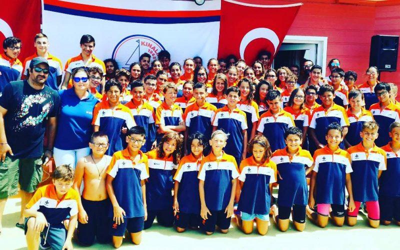 32. Uluslararası Prens Adaları Yüzme Şampiyonası Sonuçlandı