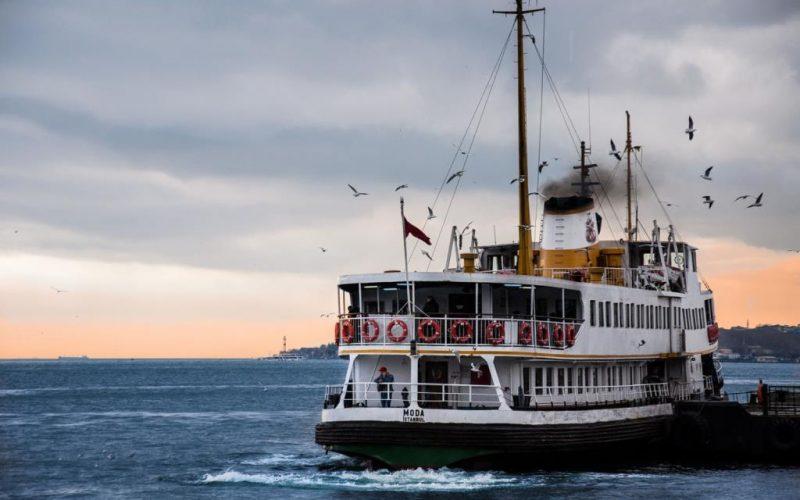 Şehir Hatları Beşiktaş Adalar Vapur Seferleri