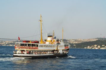 Şehir Hatları Eminönü Kadıköy Adalar Vapur Seferleri