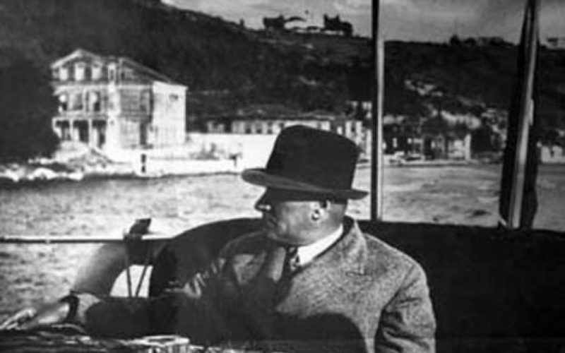 Atatürk'ün Ada Ziyaretleri