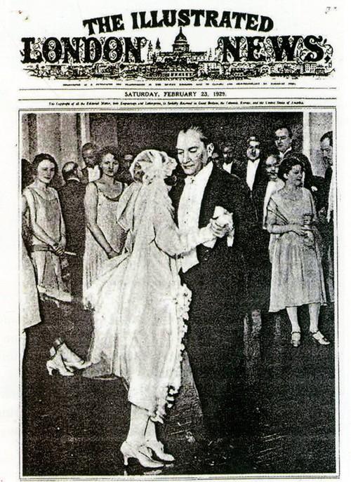 Atatürk ve Büyükada Splendid Palace Hotel