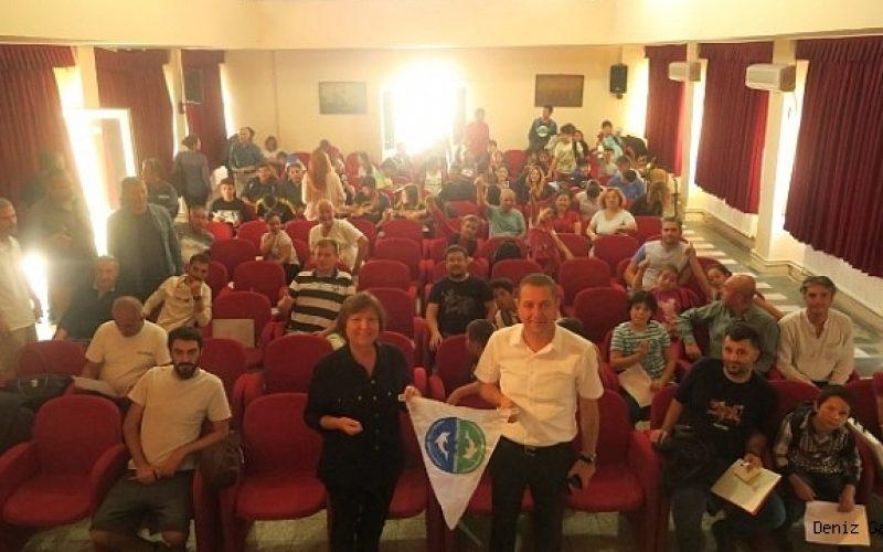Çanakkale Deniz Âşıkları Projesi Gökçeada ve Bozcada'da