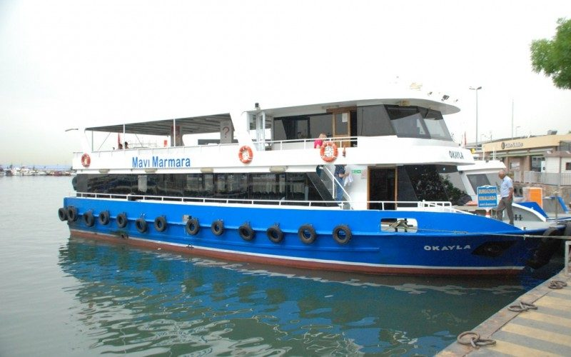 Mavi Marmara Kış Tarifesi 2016 – 2017