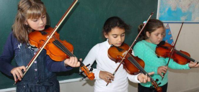 Adalar Çocuk Orkestrası Çalışmalarına Başladı