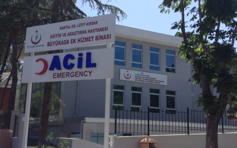 Adalar Hastane