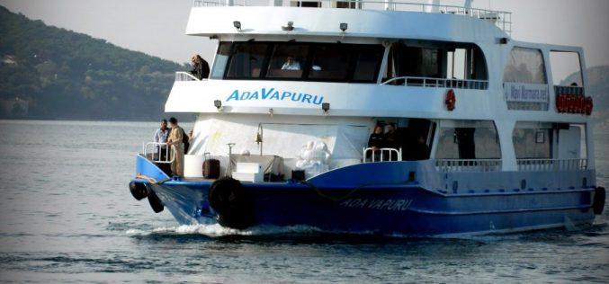 Mavi Marmara Yeşilköy Adalar Seferleri