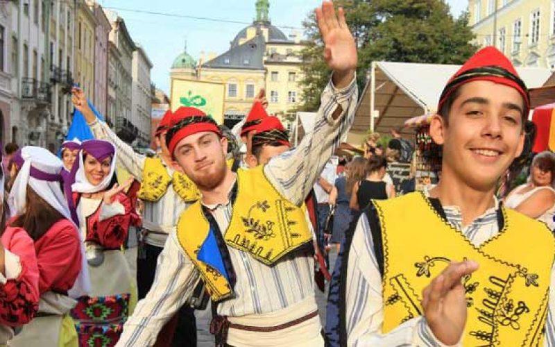 Uluslararası Folklor Festivali Büyükada'da