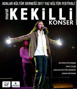 büyükada Murat Kekilli konseri
