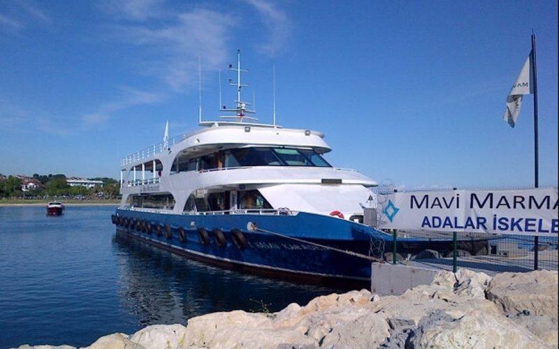 Mavi Marmara Yeşilköy Adalar Seferleri 2018