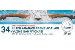 34. Prens Adaları Yüzme Şampiyonası