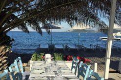 Kınalıada'nın Gözde Mekanları: Teos Beach & Restaurant