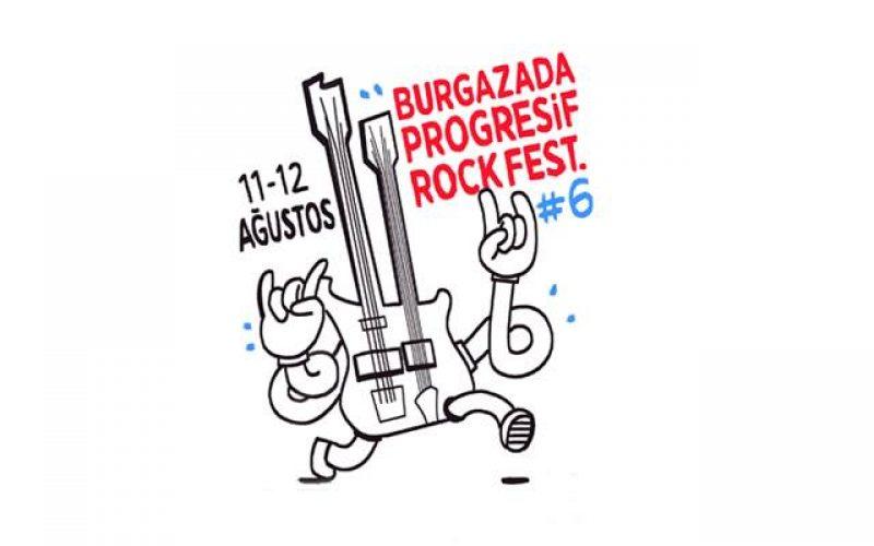 6. Burgazada Progresif Rock Müzik Festivali