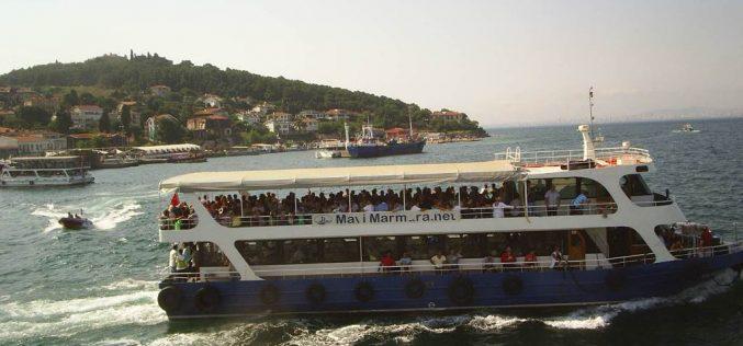 Mavi Marmara Sirkeci Adalar Seferleri