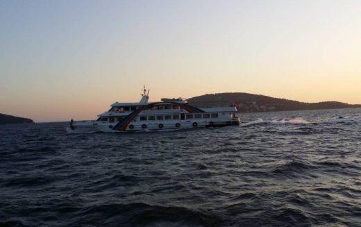 Beşiktaş Adalar Vapur Sefer Saatleri 2019 – 2020