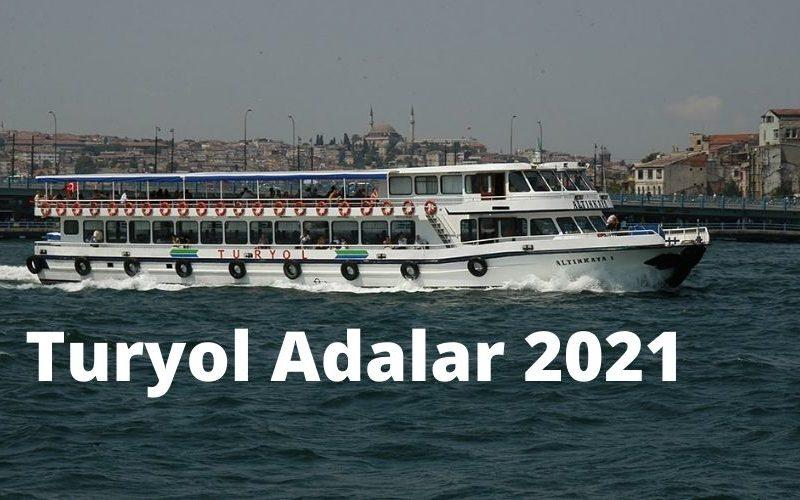 Turyol Adalar Sefer Saatleri 2021