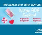 İDO Adalar 2021